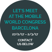 Let's meet at THE Mobile World Congress Barcelona
